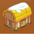摩尔庄园豪华版黄色圆顶房
