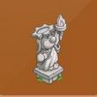 摩尔庄园豪华版自由女神雕像