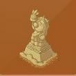 摩尔庄园豪华版自由女神沙雕
