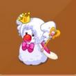 摩尔庄园豪华版么么公主雪人