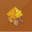 摩尔庄园豪华版黄色小柴房