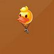 摩尔庄园豪华版小鸭气球