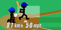 火柴人打棒球果然不靠谱 《火柴人棒球》评测