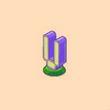 摩尔庄园豪华版字母灯(U)