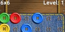剪扣子6x6第一关攻略