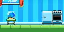 奔跑的鱼缸怎么得高分