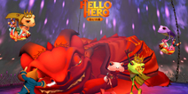 "《Hello Hero》你好英雄年度版本上线 掀起""第二星球崛起"""