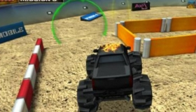 速度与激情 《怪物卡车模拟停车》评测