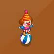 摩尔庄园豪华版滚球小丑