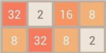 2048游戏进阶技巧 拯救被围困的数字