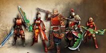 神秘秦陵地牢 强力武僧入驻《地牢猎手4》版本更新