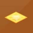 摩尔庄园豪华版炫动地毯(黄)
