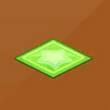 摩尔庄园豪华版炫动地毯(绿)