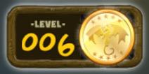 咕噜第六关金牌攻略 史上最少的步数