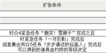 怪物猎人2GiOS中文版农场升级条件全介绍