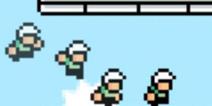 截图曝光!新版《Flappy Bird》或为跑酷游戏