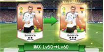 FIFA2014巴西世界杯特色系统介绍 卡牌足球游戏