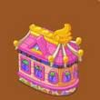 摩尔庄园豪华版梦幻城堡主楼