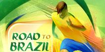 体验足球魅力 《向巴西奔跑2014》评测