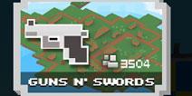 天天嘉年华游戏模式介绍 枪与刀模式介绍