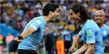 乌拉圭生死战 实况俱乐部助力苏神