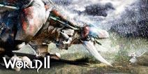 龙之谷类型动作手游《世界2》再次曝光