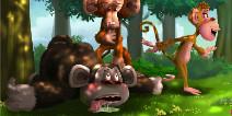 自力更生觅食记 《猴子跑酷》评测