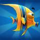 捕鱼达人3天使鱼图鉴欣赏