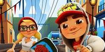 追逐跑酷游戏《地铁冲浪》IOS迎来全新版本