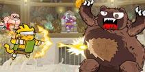 超搞笑动作游戏《黑暗荒野》安卓版正式推出