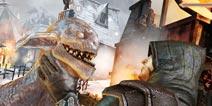《独狼:雪中血》四部曲更新至第三章仙堤大殿