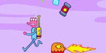 2D奇葩射击游戏《格洛肯勇士》本月推出安卓版
