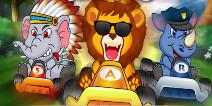 迷失动物竞技世界 《动物卡丁车》评测