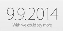 苹果官方证实9月9日新品发布会 iphone6来了
