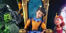 《沉睡的王子》IOS版上架 物理解谜冒险手游!