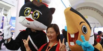 满是回忆《黑猫警长》主角网博会齐亮相