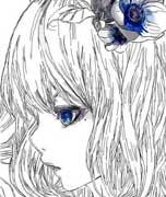 蓝眸少女-4399大�x