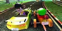 《猴子卡丁车》IOS版上架 换皮的跑跑卡丁车?