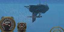 模拟潜水艇操作 《寂静深处》将于年底上线