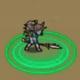 新部落守卫战精灵战士