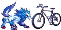 天天酷跑冰锋狼王搭配超能少年 比小单车好吗