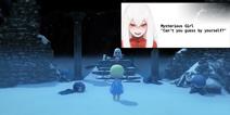一人独立制作!日式RPG《光明计划》游戏截图曝光