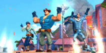 《闪电部队》更新至1.6.1新版本 炫酷新武器