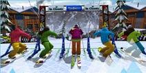 《滑雪巅峰对决》上架IOS平台 与体育明星同场竞技