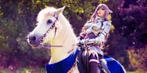 网友分享年度最佳游戏cosplay 为何这么叼?