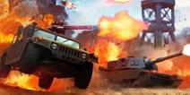 苍茫沙漠也能玩红警《铁骑沙漠》正式发布