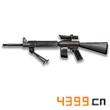 全民突击M16A3LMG怎么样 M16A3LMG图鉴
