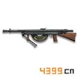 全民突击邵沙M1915怎么样 邵沙M1915机关枪图鉴