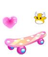 奥比岛甜蜜爱心滑板