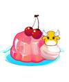 奥比岛樱桃果冻坐骑